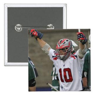 BOSTON, MA - JUNE 11:  Brad Ross #10 Pinback Button