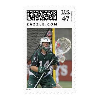 BOSTON, MA - JUNE 11:  Drew Adams #14 Postage