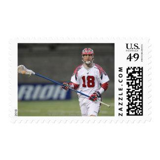 BOSTON, MA - JUNE 11:  Jack Reid #18 Boston 2 Postage Stamp