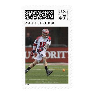 BOSTON, MA - JUNE 11:  Jack Reid #18 Boston Postage Stamp