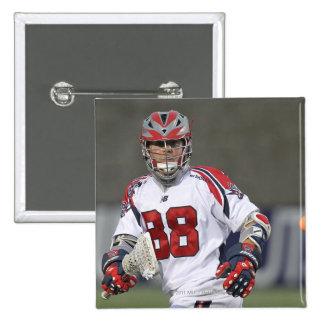 BOSTON, MA - JUNE 11:  Mark Quinzani #88 Button