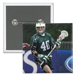 BOSTON, MA - JUNE 11:  Matt Danowski #40 Pinback Button