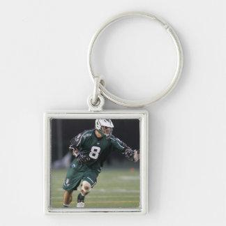 BOSTON, MA - JUNE 11:  Peter Vlahakis #8 2 Silver-Colored Square Keychain
