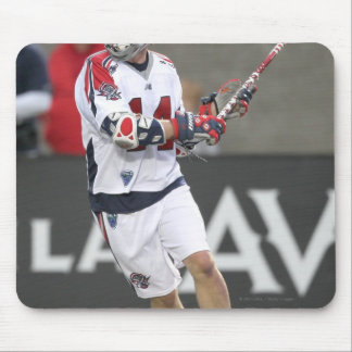 BOSTON, MA - JUNE 11:  Ryan Boyle #14 Boston Mouse Pad