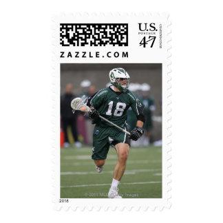 BOSTON, MA - JUNE 11:  Stephen Peyser #18 Postage Stamp