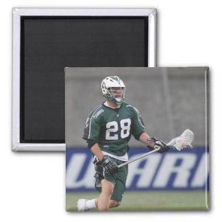 BOSTON, MA - JUNE 11:  Zach Brenneman #28 2 Inch Square Magnet