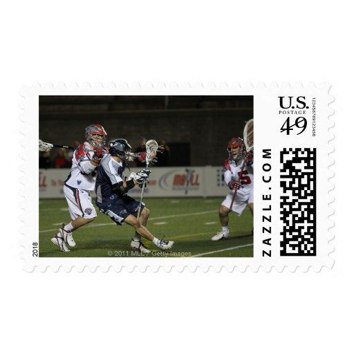 BOSTON, MA - JUNE 4:  Ben Rubeor #13 Postage Stamp