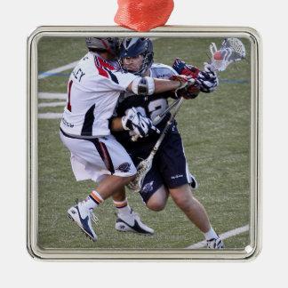 BOSTON, MA - JUNE 4:  Dan Hardy #22 Metal Ornament
