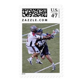 BOSTON, MA - JUNE 4:  Dan Hardy #22 Postage