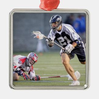 BOSTON, MA - JUNE 4:  Jeff Reynolds #21 2 Metal Ornament
