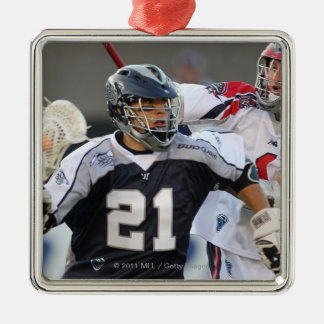 BOSTON, MA - JUNE 4:  Jeff Reynolds #21 Metal Ornament