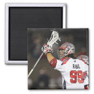 BOSTON, MA - JUNE 4:   Paul Rabil #99 Fridge Magnet