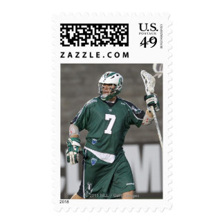 BOSTON, MA - MAY 14:  Keith Cromwell #7 2 Postage Stamp