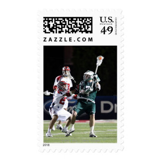 BOSTON, MA - MAY 14:  Keith Cromwell #7 Postage Stamps