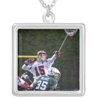 BOSTON, MA - MAY 14: Kip Turner #15 goalie for 2 Custom Jewelry