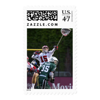 BOSTON, MA - MAY 14: Kip Turner #15 goalie for 2 Postage