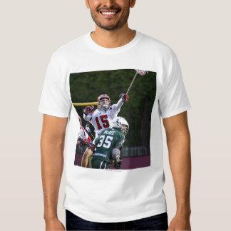 BOSTON, MA - MAY 14: Kip Turner #15 goalie for 2 Shirt