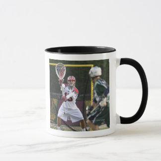 BOSTON, MA - MAY 14: Kip Turner #15 goalie for Mug
