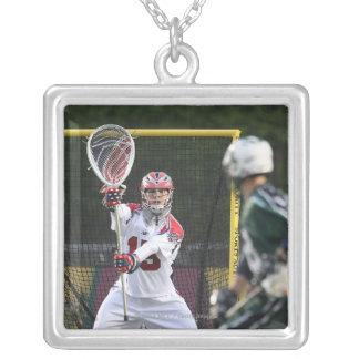 BOSTON, MA - MAY 14: Kip Turner #15 goalie for Custom Jewelry