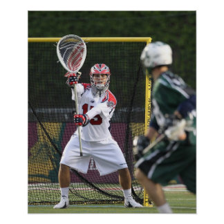 BOSTON, MA - MAY 14: Kip Turner #15 goalie for Posters