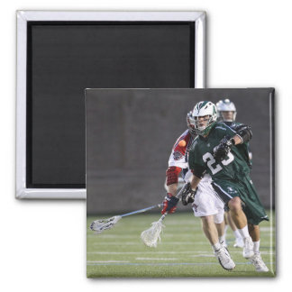 BOSTON, MA - MAY 14:  Mike Ward #23  Long 2 Inch Square Magnet