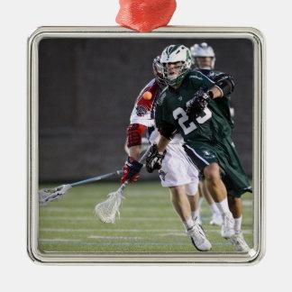 BOSTON, MA - MAY 14:  Mike Ward #23  Long Metal Ornament