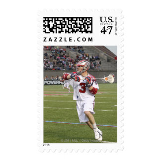 BOSTON, MA - MAY 14:  Patrick Heim #3 Postage Stamp