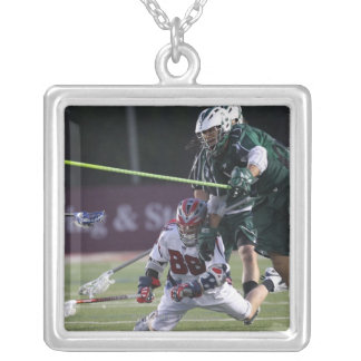 BOSTON, MA - MAY 14:  Ricky Pages #11 Silver Plated Necklace