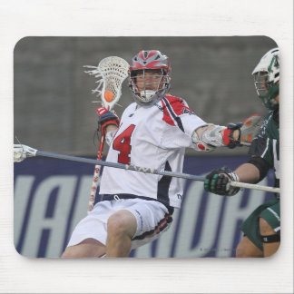 BOSTON, MA - MAY 14:  Ryan Boyle #14 Mouse Pad