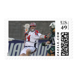 BOSTON, MA - MAY 14:  Ryan Boyle #14 Postage