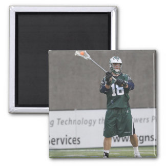 BOSTON, MA - MAY 14:  Stephen Peyser #18 2 Inch Square Magnet