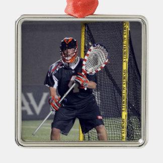 BOSTON, MA - MAY 21: Adam Fullerton #4 2 Metal Ornament