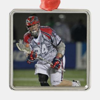 BOSTON, MA - MAY 21:  Chris Eck #24 2 Metal Ornament