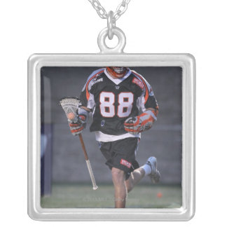 BOSTON, MA - MAY 21:  Connor Martin #88 2 Silver Plated Necklace