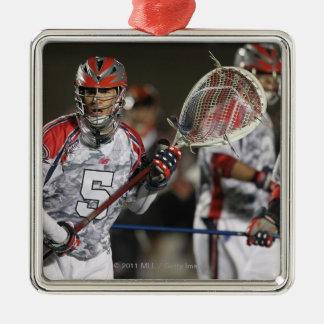 BOSTON, MA - MAY 21:  Jordan Burke #5 Metal Ornament