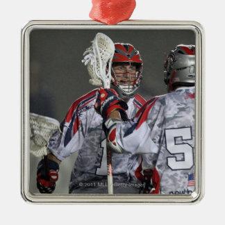 BOSTON, MA - MAY 21:  P.T. Ricci #1 2 Metal Ornament