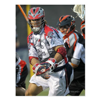 BOSTON, MA - MAY 21: Paul Rabil #99 5 Postcard