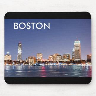 BOSTON MA MOUSE PAD