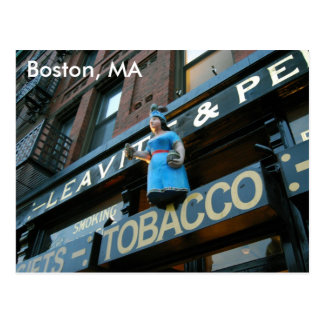 Boston, MA Postcard