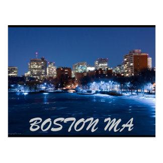 BOSTON MA POST CARD
