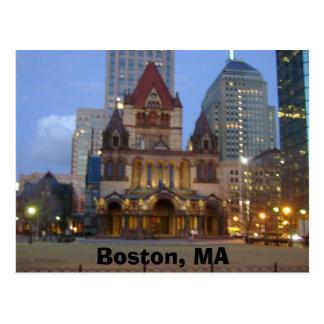 Boston, MA Postcard