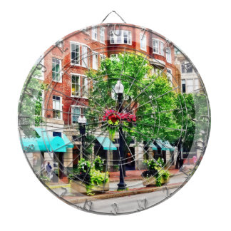 Boston MA - Shops Along Boyleston Street Dartboards