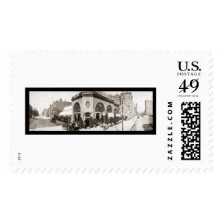 Boston, MA Store Photo 1903 Postage