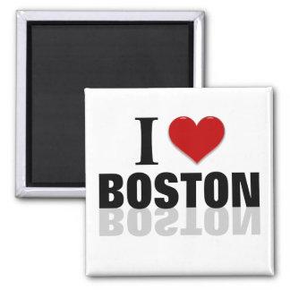 Boston Refrigerator Magnet
