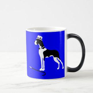 Boston Mantle Great Dane Magic Mug