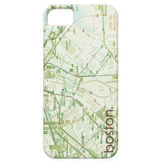 Boston Maps iPhone Case