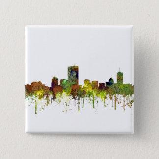 Boston Mas .Skyline Safari Buff Button