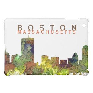 Boston Mas .Skyline Safari Buff iPad Mini Case