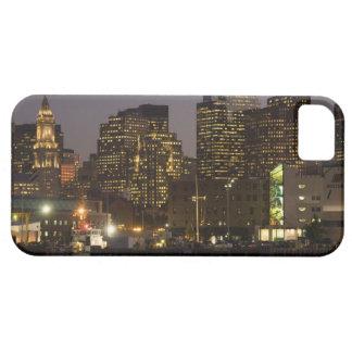 Boston, Masachusetts Skyline iPhone SE/5/5s Case