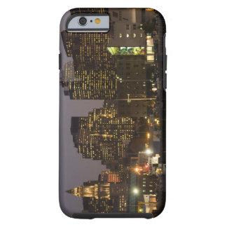 Boston, Masachusetts Skyline Tough iPhone 6 Case